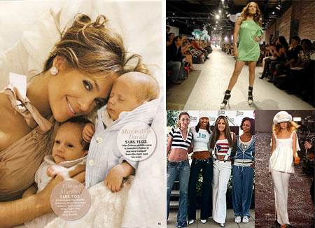 Jennifer Lopez Various Images