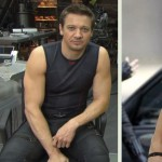Jeremy Renner Avengers 2 Age of Ultron Under Armour Hawkeye Costume