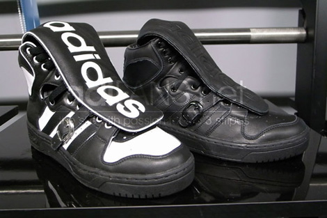 Jeremy Scott Adidas 09 collection