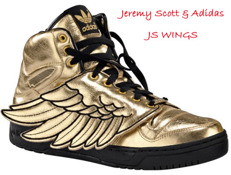Jeremy Scott Adidas JS Wings