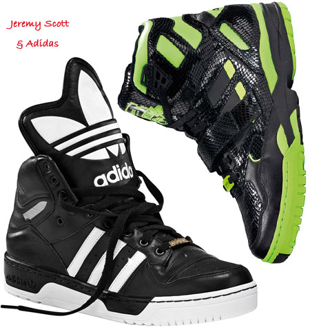 Jeremy Scott Adidas Sneakers