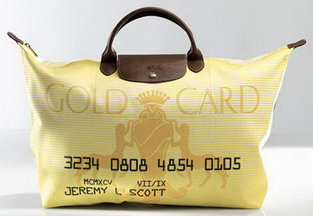 Another Jeremy Scott Pliage Longchamp Bag
