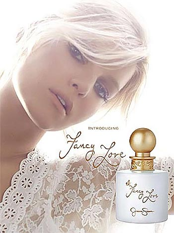Jessica Simpson's Fancy Love Perfume