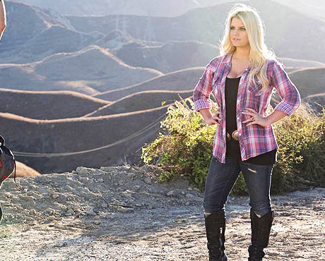 Jessica Simpson Advocating For Weight Watchers