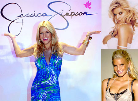 Jessica Simpson Lingerie Collection