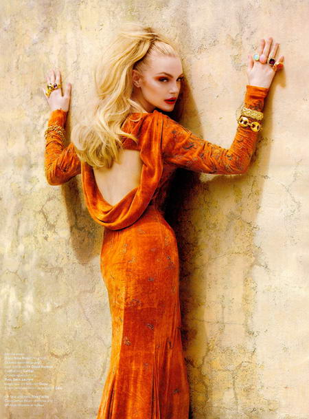 Jessica Stam V 53 In Your Dreams