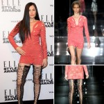 Jessie J fashion disaster Elle Style Awards Tom Ford