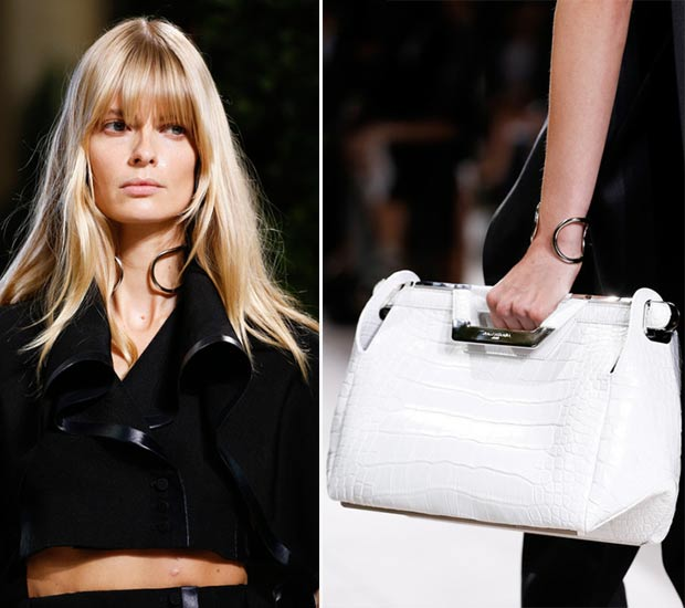 jewelry bag Balenciaga Spring Summer 2014