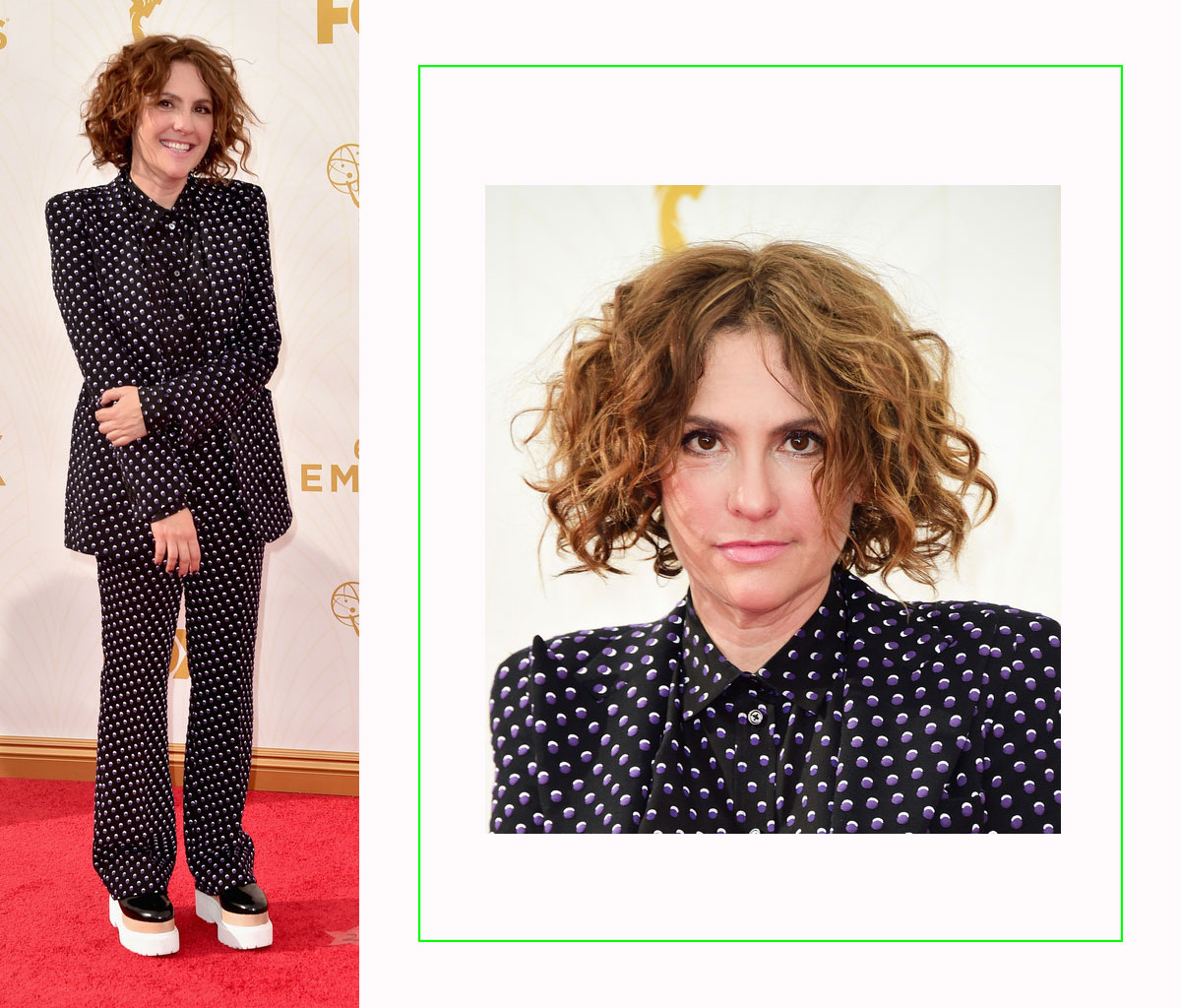 2015 Emmy Awards Red Carpet Hair Trend: The Bob