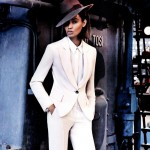 Joan Smalls Vogue March 2013 Testino pictorial