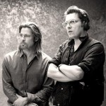 Joe Wright directing Brad Pitt for Chanel