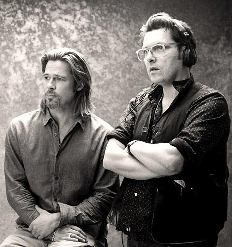 joe wright directing brad pitt for chanel Joe Wright, Chanel Brad Pitt Ad Director. Clueless About Ad Meaning!