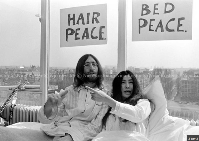 John Lennon And Yoko Ono, The Lost Pictures