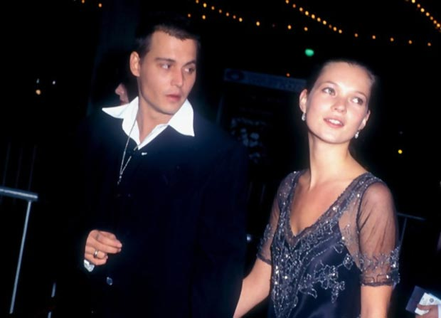 Mediocre Song Using Johnny Depp And Kate Moss Romance To Launch