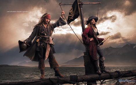 Johnny Depp Patti Smith Pirates Disney Dream Portraits Annie Leibovitz