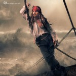 Johnny Depp Pirates Disney Dream Portraits Annie Leibovitz large