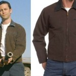 Joseph Gordon Levitt jacket in Looper Carhartt