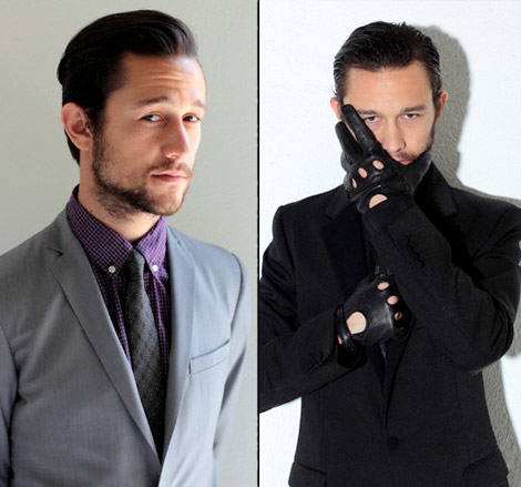 Joseph Gordon Levitt Nylon Guys September 2009
