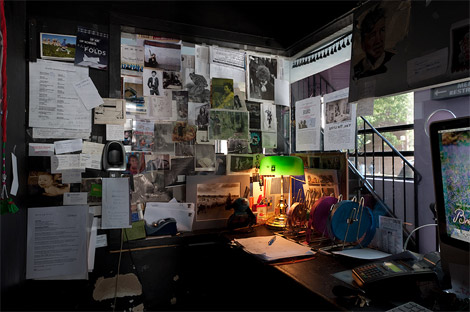 Joseph Holmes Workspace Brooklyn Heights Cinema