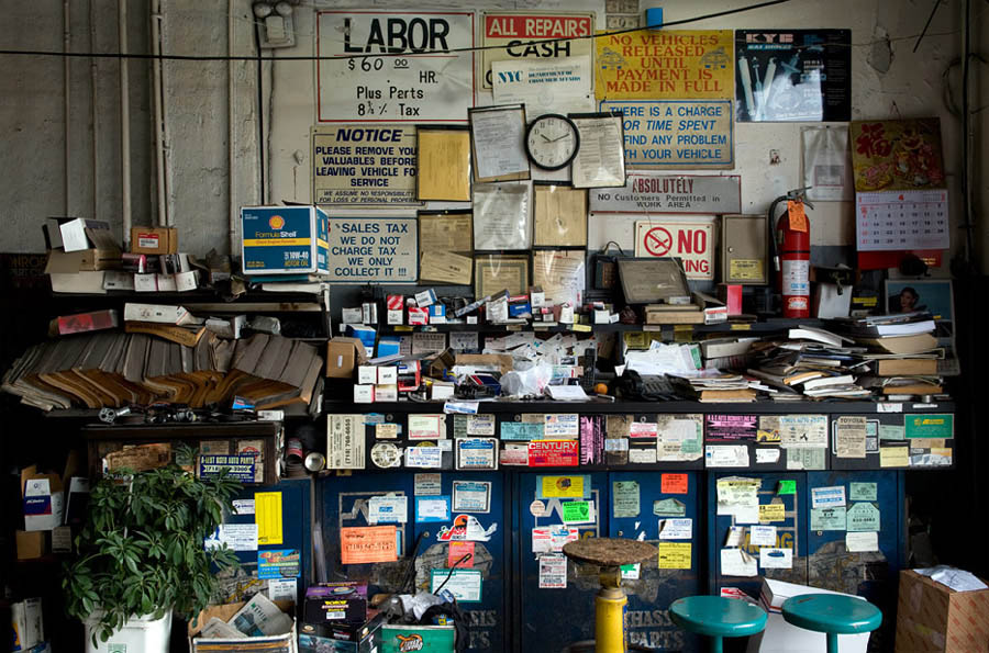 Joseph Holmes Workspace CH auto repair large
