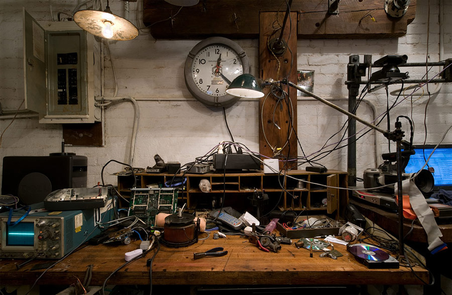 Joseph Holmes Workspaces Industrial Antiques