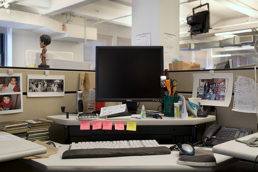 Joseph Holmes Workspaces New York Times digital