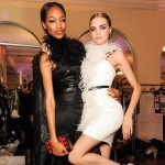 Jourdan Dunn Cara Delevingne Jason Wu Fall 2013