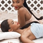 Jourdan Dunn Chanel Iman Teen Vogue