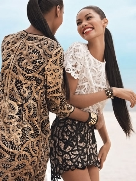 Jourdan Dunn Chanel Iman Teen Vogue 3