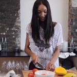 What Models Eat: Jourdan Dunn's Cooking Show