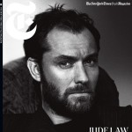 Jude Law the NY Times Style magazine Holidays cover