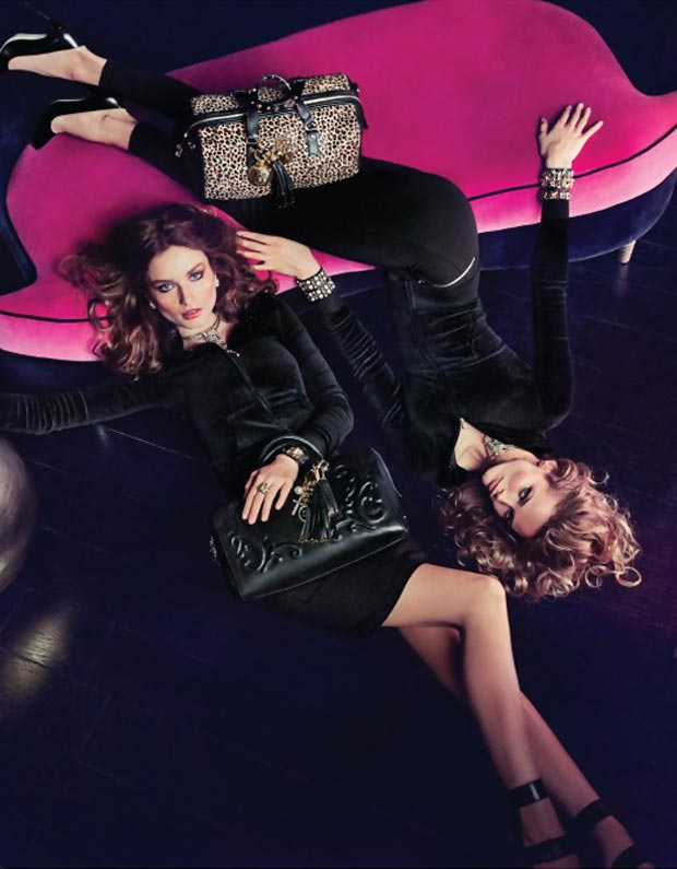 Juicy Couture fall 2013 ad campaign
