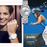 Julia Gorges Rado Watches