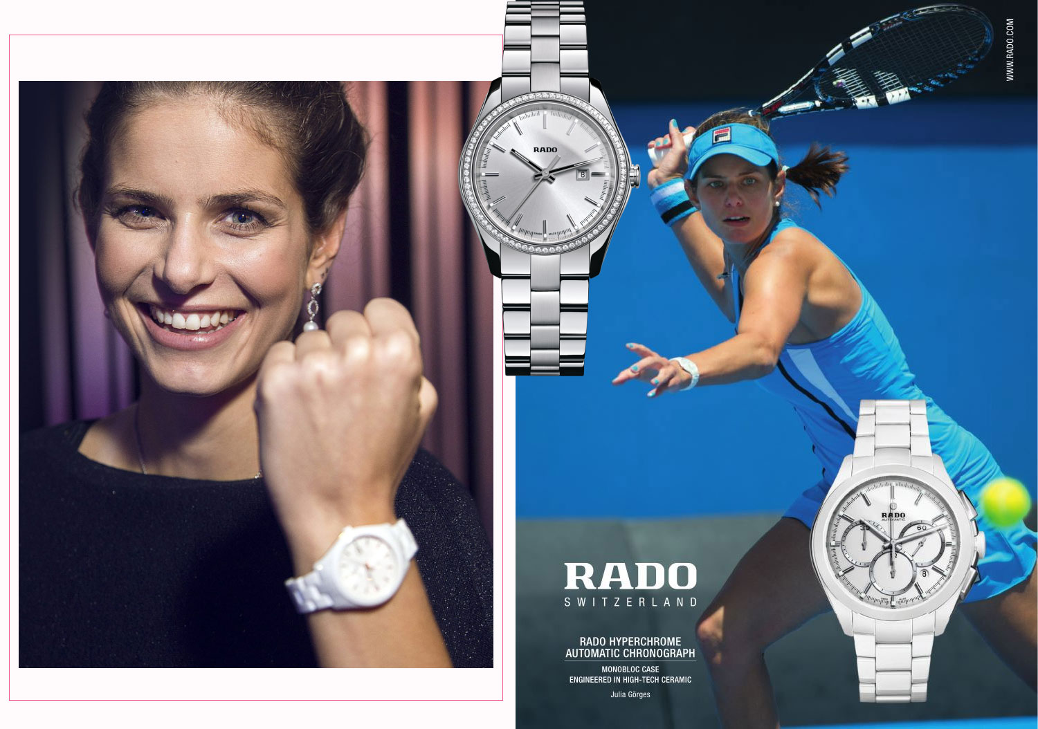 Top Tennis Players And Their Watches