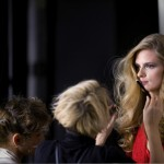 Julia Stegner Mercedes Benz making of 2