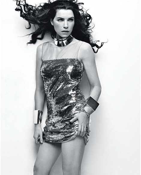 Julianna Margulies W Magazine May 10