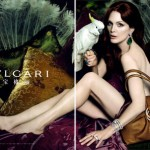 Julianne Moore Bvlgari Summer 2010 ad campaign