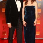 Julianne Moore Tom Ford Velvet dress 2011 Bafta Awards 3