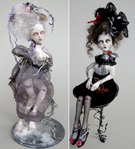 Julien Martinez dolls