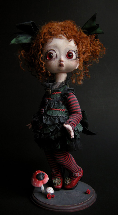 Julien Martinez Hellmira doll