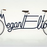 Jury Zaech Typography double bike