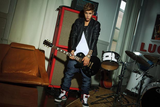Justin Bieber Adidas Ad campaign fall 2013