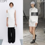 JWAnderson collection inspired by Comme des Garcons