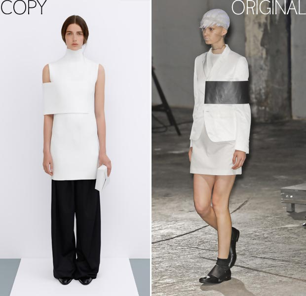 Catwalk Copywalk: JWAnderson Vs Comme Des Garcons Plagiarism Revealed