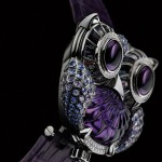 Jwlry Machine Boucheron MBF Owl watch side detail