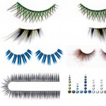 Kakuyasu Ushiide Shu Uemura False Eyelashes Collection