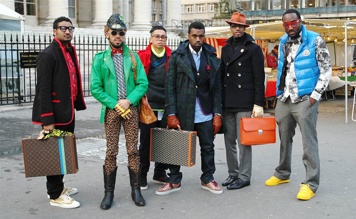 Kanye West fashion guru