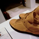 Kanye West Louis Vuitton sneakers collection light brown suede