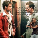 Kanye West vs Fight Club