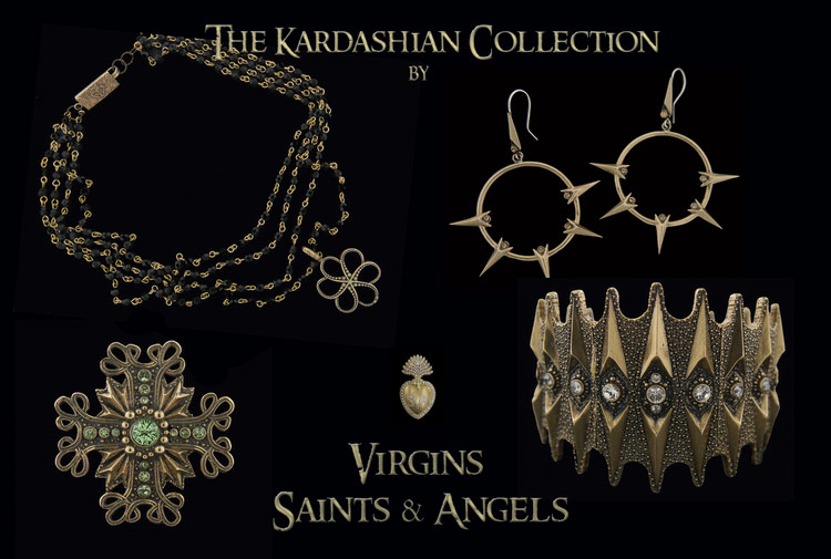 Kardashians jewelry collection 1